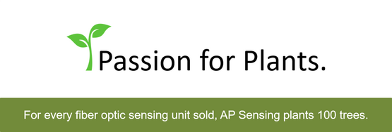 Passion for Plants: AP Sensing's Tree Planting Program