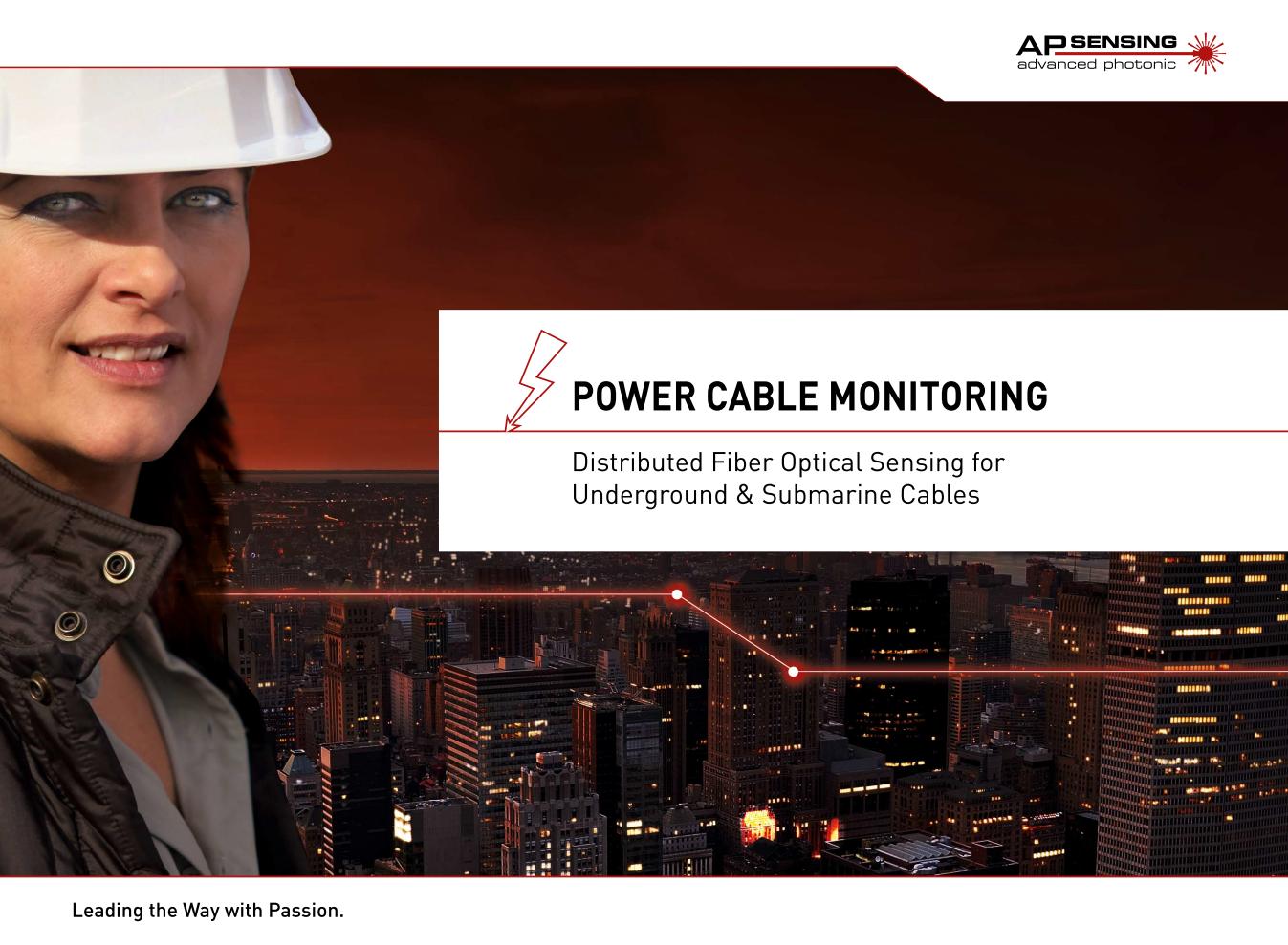 电力电缆监测产品手册